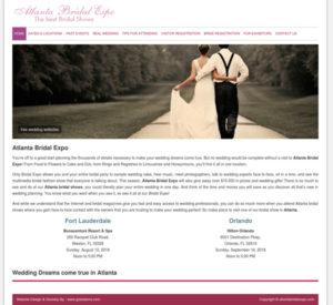 Atlanta Bridal Expo