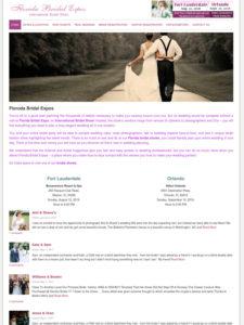 Floroda Bridal Expos