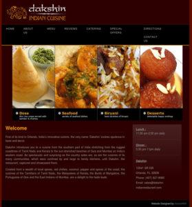 Dakshin Indian Restaurant